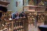 V pátek 20. září se uskutečnil v chrámu sv. Markéty v Jaroměřicích na Rokytnou Den otevřených dveří coby rozloučení s kostelem, který na tři roky kvůli rekonstrukci zavře.
