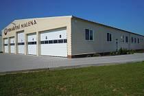 Nové prostory pro výrobu pečiva hodlá již tento pátek představit veřejnosti jaroměřické Pekařství Malena.