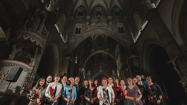 Slavnostní koncert v bazilice sv. Prokopa