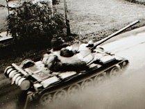 Srpen 1968 na Jemnicku a Moravskobudějovicku.