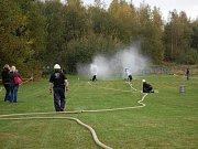 Soutěž v požárním útoku s názvem Poslední střik uzavírá každoročně soutěžní sezónu.