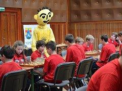 Šesti disciplínami začala ve středu v Náměšti nad Oslavou Regionální olympiáda dětí a mládeže.
