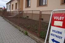 Místní referendum ve Slavěticích.