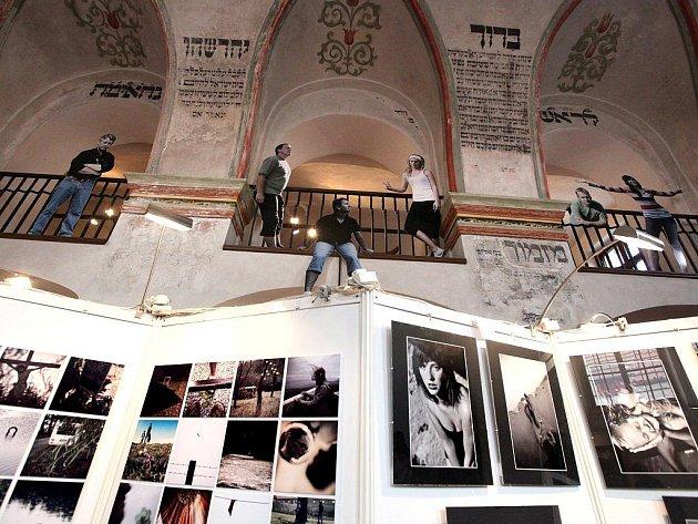 První klubová výstava Třebíčského fotografického klubu bude probíhat do konce října v prostorách Zadní synagogy v Třebíči. Své snímky na ní představí všech třináct členů.