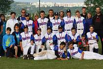 Poprvé v historii putuje trofej Českého baseballového poháru kadetů na Vysočinu. Ve finále turnaje porazili Třebíč Nuclears brněnské Draky.