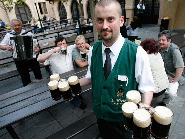 Humpolecký Rodinný pivovar Bernard zažil rekordní rok