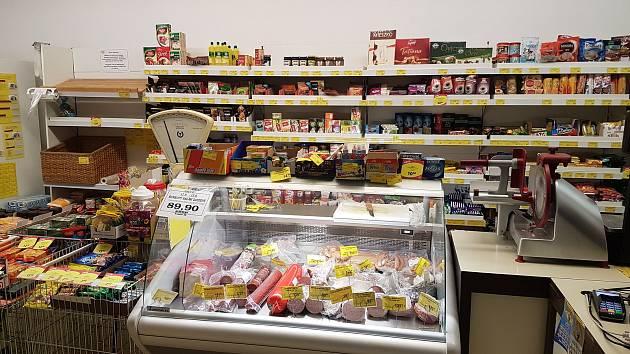 Venkovská prodejna, ilustrační foto.
