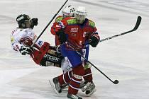 Hokejisté Horácké Slavie potvrdili výhru z Olomouce a po domácí výhře nad Chrudimí poskočili v tabulce na jedenáctou příčku.