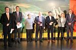 Tisková konference Hospodářského výboru Poslanecké sněmovny Parlamentu České republiky v prostorách Infocentra Jaderné elektrárny Dukovany.