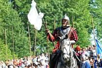 Už potřetí pořádájí Rytíři tvrze štěměšské historické slavnosti ve Štěměchách.
