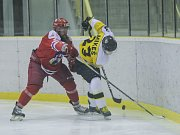 Hokejisté Moravských Budějovic sehráli poslední dva domácí zápasy v základní části. Ve své tvrzi zdolali nejprve Pelhřimov, posléze i Havlíčkův Brod.