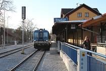 Do Třebíče se vrátily vlaky.