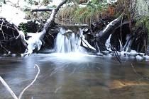 Na několika potocích na Třebíčsku vybudují Lesy ČR protipovodňová opatření.