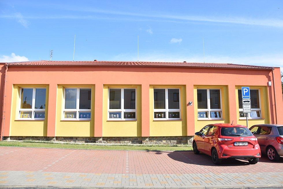 Mateřská školka v Mohelně