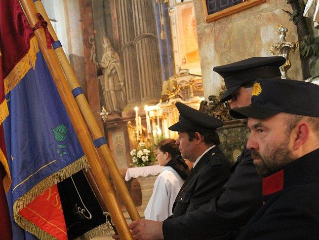 Hasiči z Přibyslavic oslavili svou pouť. Podívejte se i na video