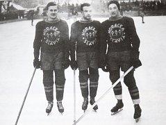Podle dresů z roku 1938 byly vyrobeny retro kopie pro sobotní utkání.