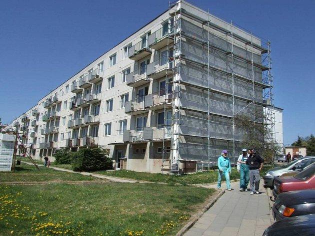Sídliště Za Rybníkem čeká regenerace. S požadavkem větší péče o tuto část Třebíče přišli nedávno obyvatelé sídliště.