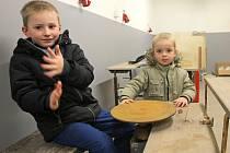 Děti mohou o jarních prázdninách vyzkoušet nejrůznější rukodělné dílny i v novém DDM v Třebíči.