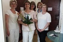 Skutek roku za rok 2019 v kategorii Sociálně-zdravotní oblast získala Romana Novotná za organizaci Tříkrálové sbírky v městysi Okříšky.