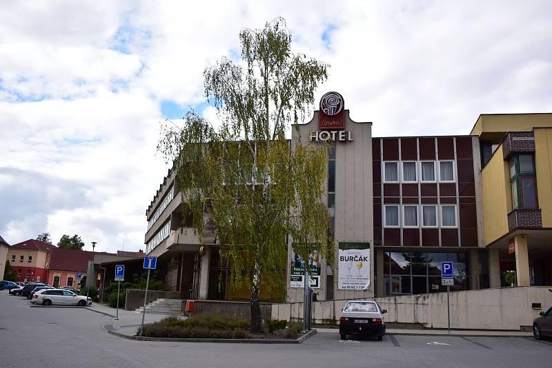 Hotel Opera v Jaroměřicích nad Rokytnou