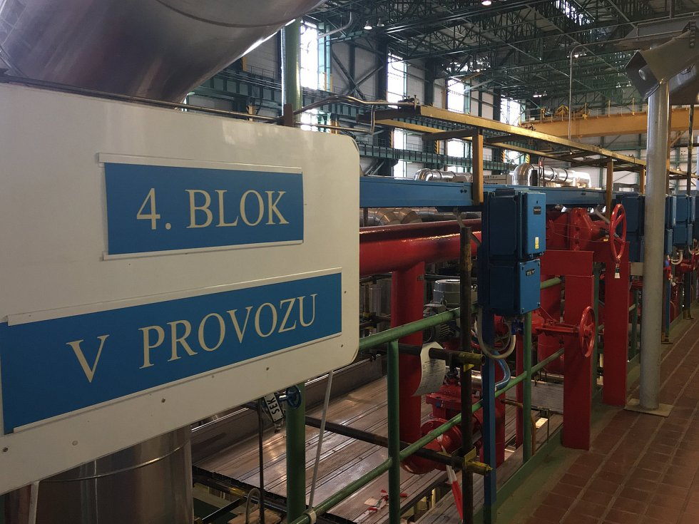Plánovaná odstávka čtvrtého reaktorového bloku Jaderné elektrárny Dukovany skončila.
