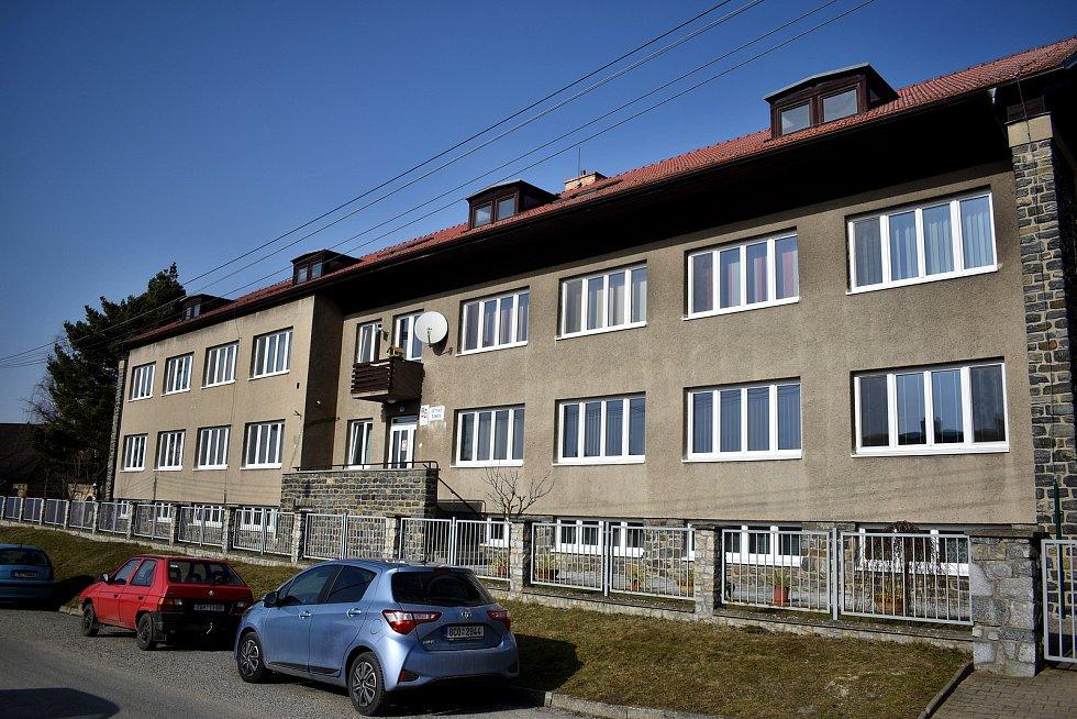 Dětský domov v Jemnici se dočká modernizace.