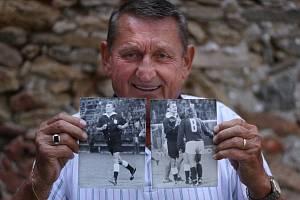 V první lize se Jaromír Čejka jako sudí na trávníku potkával s osobnostmi jako je Antonín Panenka.