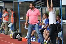 Vlády nad třetiligovou fotbalovou Třebíčí se minulý týden oficiálně ujal trenér Michal Sobota, který v minulosti působil například na lavičce Znojma.