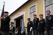 Přes tři stovky lidí zavítalo do Hroznatína, aby uctili památku tamějšího rodáka, armádního generála a československého prezidenta Ludvíka Svobody.