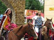 Historická slavnost Barchan 2014.