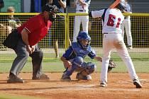 Čeští baseballisté na ME do 12 let v Třebíči prohráli v semifinále s Itálií 1:2, v boji o bronz pak podlehli Německu 3:7.