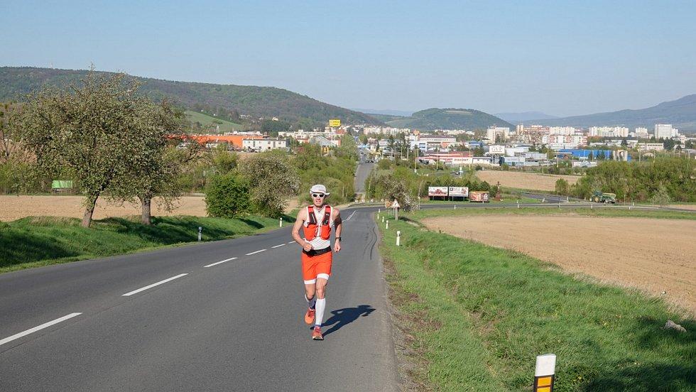 74. km - Humenné, partnerské město Třebíče.
