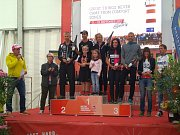 Milada Brabcová si vedla skvěle a dokladem je třetí místo v kategorii žen 40-45 let v čase 11:52,40 hod. Tomuto úspěchu jí dopomohl také kvalitní maratónský čas 4:06 hod.