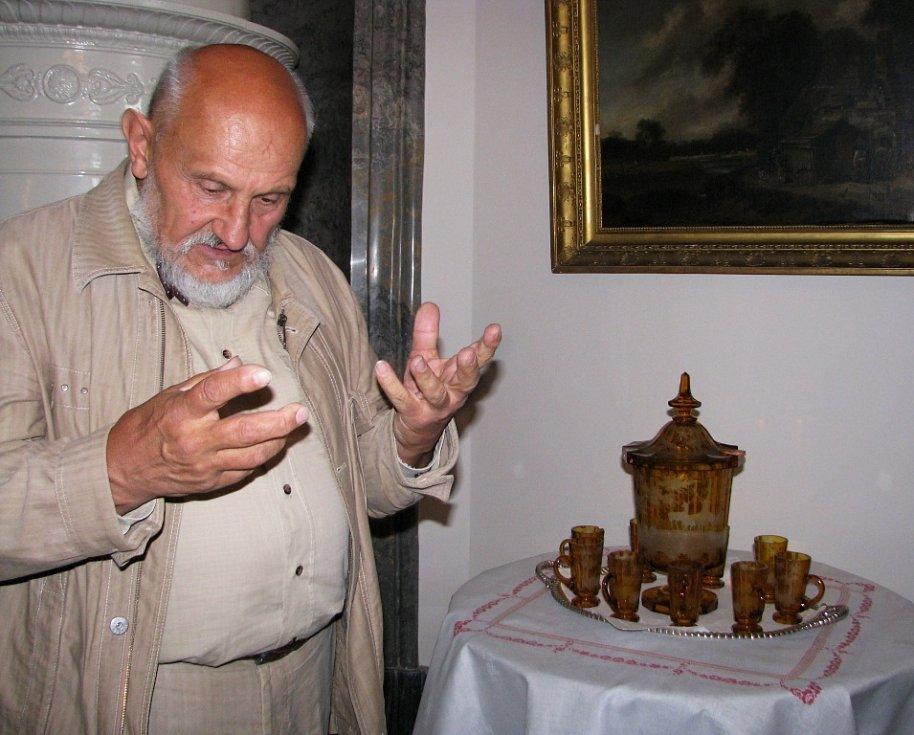 Nová expozice s názvem Stolování na zámku.