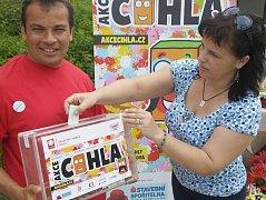 Akce cihla přinesla letos charitě 60 tisíc korun.