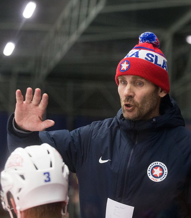 Radek Novák byl dlouhá léta spjat s třebíčským hokejem. Na začátku tohoto roku byl vedením klubu jmenován také do role hlavního trenéra prvoligového výběru.
