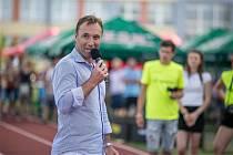 Milan Hnilička navštívil městská sportoviště v Třebíči