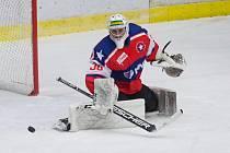 Hokejisté Třebíče jsou k nezastavení. Vyhráli čtvrtý zápas v řadě.