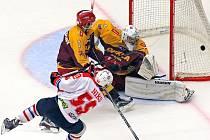 Napínavou podívanou až do poslední sekundy utkání nabídli fanouškům jihlavští a třebíčští hokejisté ve vzájemném utkání desátého kola WSM ligy.