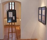 Výstava prací žáků Gymnázia v Třebíči v galerii Předzámčí.