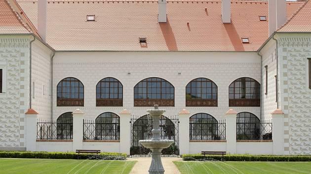 V soutěži o nejlepší stavbu loňského roku získala prvenství rekonstrukce Zámku Valeč na Třebíčsku.