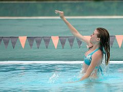 Moravské Budějovice disponují areálem plným zeleně a sportovního vyžití s 50ti metrovým bazénem, malým bazénem se 47metrovým tobogánem a rozlehlým brouzdalištěm.