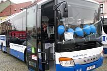 Nové autobusy pro Třebíčsko.