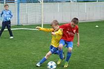 Celkem 16 družstev z celé republiky a Slovenska zavítalo na 35. ročník tradičního turnaje přípravek.