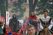 Slavnost Barchan v Jemnici.