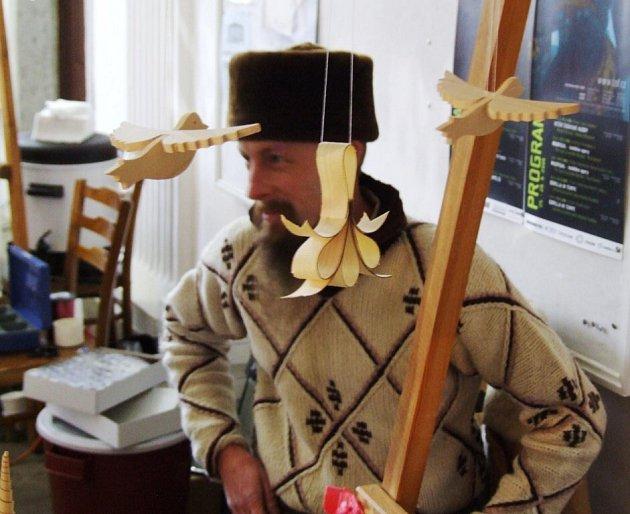 Vánoce v Jaroměřicích.