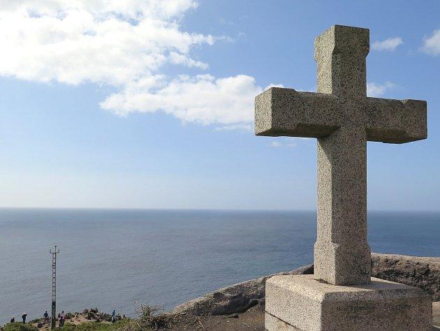 Kříž na samém konci světa.