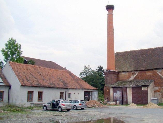 Pivovar ve Vladislavi