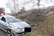 K tragické nehodě došlo v sobotu ráno na Třebíčsku.