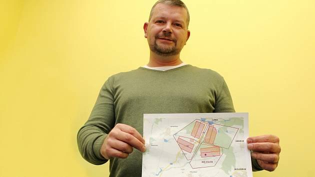 Zakopat použité jaderné palivo pod zem je nesmysl, říká Petr Andrýsek
